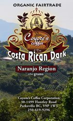 Costa Rica Dark Roast