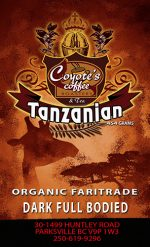 Tanzanian Dark Full Bodied