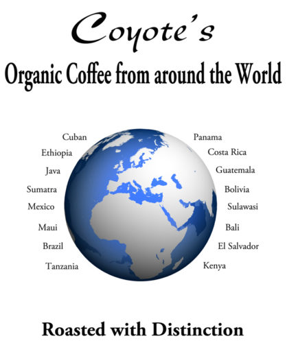 World of coffees