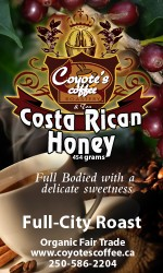 Costa Rican Honey