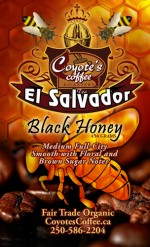 El Salvador Black Honey