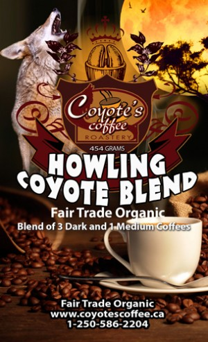 Howling Coyote Blend