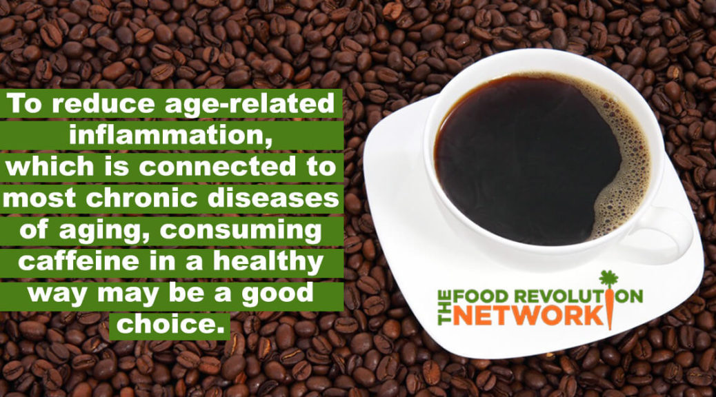 Caffeine inflammation anti-aging