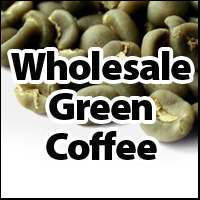 Wholesale green coffee