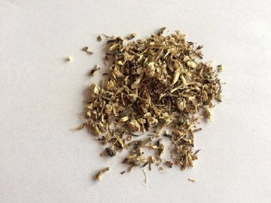 Echinacea root herbal tea