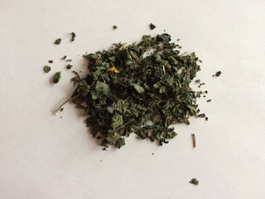 Lemon balm herbal tea